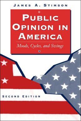 Public Opinion In America