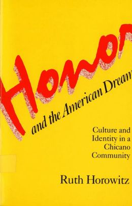 Honor And The American Dream
