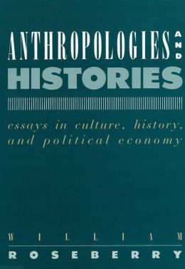 Anthropologies And Histories