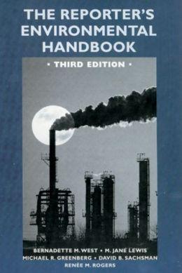 The Reporter's Environmental Handbook