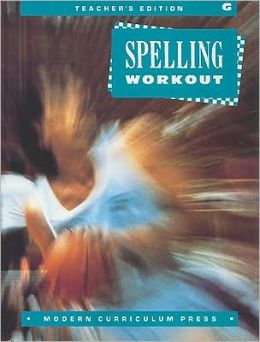Spelling Workout, Grade 7
