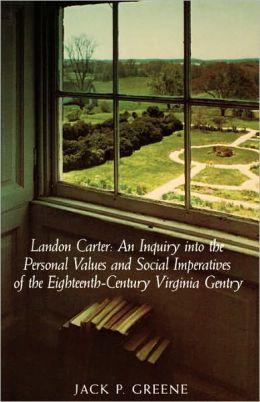Landon Carter