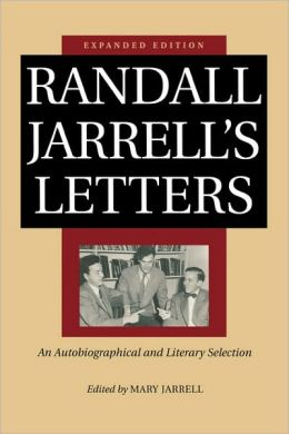 Randall Jarrell's Letters