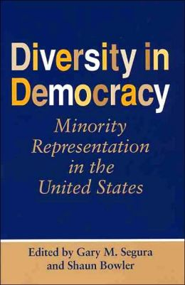 Diversity in Democracy: Minority Representation in the United States