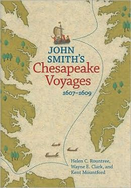 John Smith's Chesapeake Voyages, 1607-1609