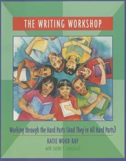 Writing Workshop: Working through the Hard Parts (and They're All Hard Parts)