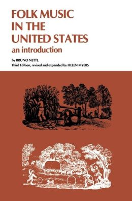 Folk Music in the United States: An Introduction