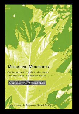 Mediating Modernity: Challenges and Trends in the Jewish Encounter with the Modern World: Essays in Honor of Michael A. Meyer