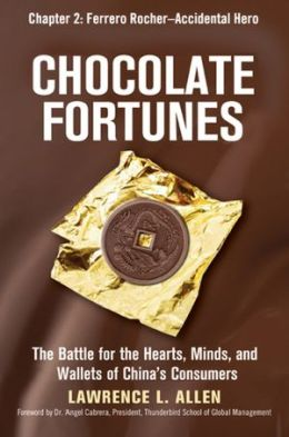 Chocolate Fortunes, Chapter 2: Ferrero Rocher, Accidental Hero