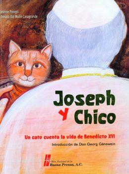 Joseph y Chico: Un gato cuenta la vida de Benedicto XVI