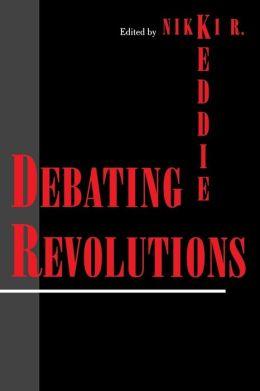 Debating Revolutions
