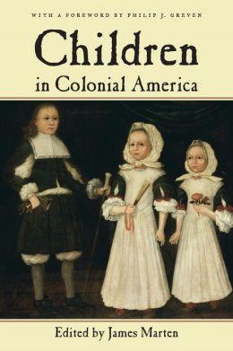 Children in Colonial America