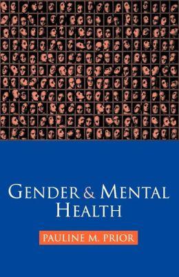 Gender and Mental Health