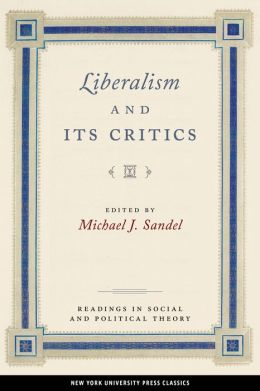 Liberalism and Its Critics
