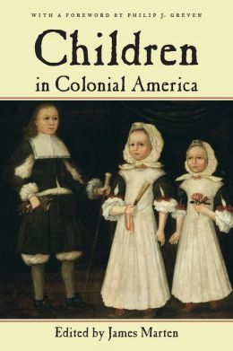 Children in Colonial America