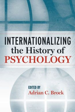 Internationalizing The History Of Psychology