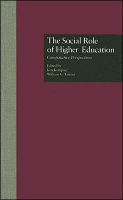 The Social Role of Higher Education: Comparative Perspectives