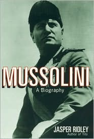 Mussolini: A Biography