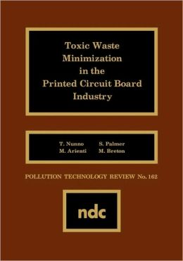 Toxic Waste Minimization in Print.Circ.