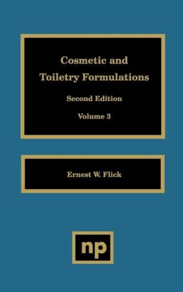Cosmetic and Toiletry Formulations, Vol. 3