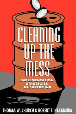 Cleaning Up the Mess: Implementation Strategies in Superfund