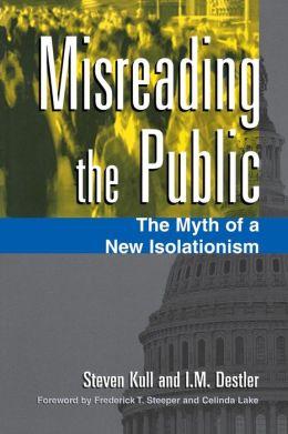 Misreading The Public