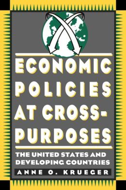 Economic Policies At Cross-Purposes