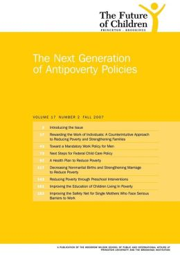 The Next Generation of Antipoverty Politics