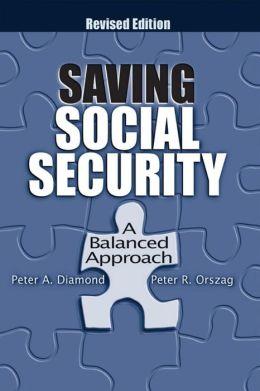 Saving Social Security: A Balanced Approach