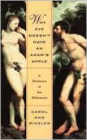 Why Eve Doesn't Have an Adam's Apple: A Dictionary of Sex Differences