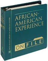African-American Experience on File