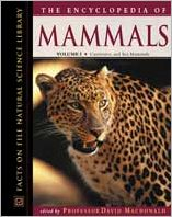 The Encyclopedia of Mammals: Volume 3