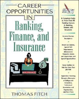 Career Opportunities in Banking, Finance and Insurance