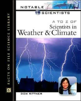 to Z of Scientists in Weather and Climate
