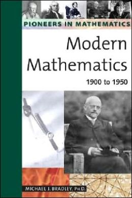 Modern Mathematics: 1900-1950