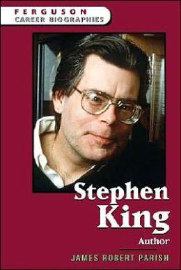 Stephen King--Author