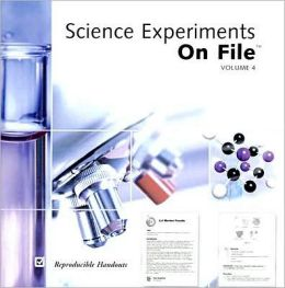 Science Experiments on File: Volume 4