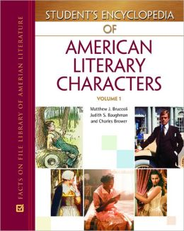 Student's Encyclopedia of Great American Literary Characters Set, 4-Volumes