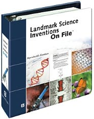 Landmark Science Inventions on File