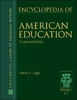 Encyclopedia of American Education