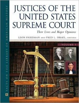 Justices of the United States Supreme Court, 4-Volume Set