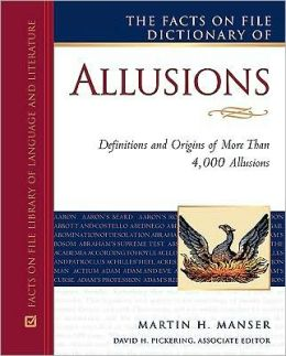 Facts on File Dictionary of Allusions