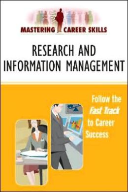 Mastering Career Skills: Research and Information Management