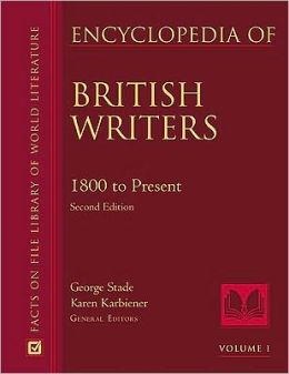 British Writers, 1800 to the Present