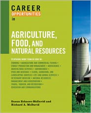 Career Opportunities in Agriculture Food and Natural Resources