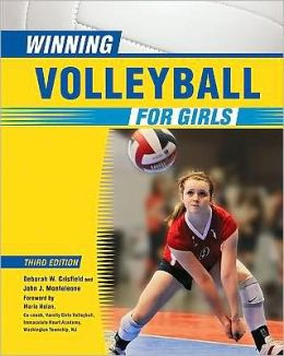 Winning Volleyball for Girls, Third Edition
