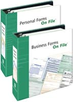 Forms on File(tm), 2010 Edition Set, 2-Volumes