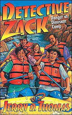 Danger at Dinosaur Camp (Detective Zack Series)