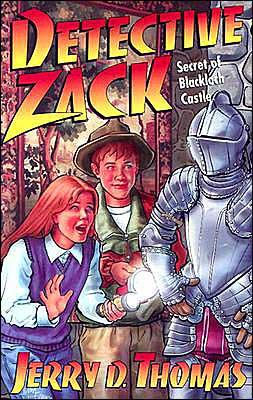 Secret of Blackloch Castle (Detective Zack Series)