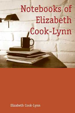 Notebooks of Elizabeth Cook-Lynn